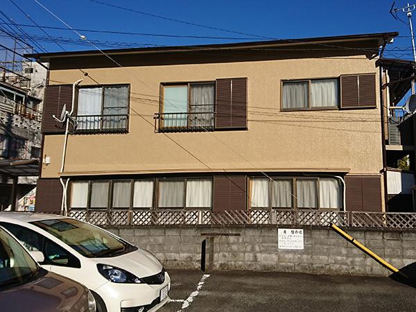 三島市N邸塗り替え工事